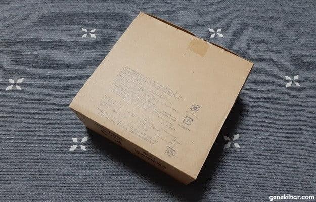 ハッピーディッシュボウルの箱