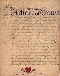 スコットランドの合同条約