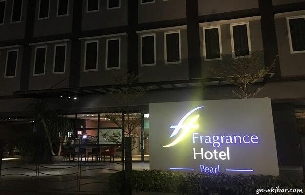 シンガポールゲイラン、フレグランスホテルパール