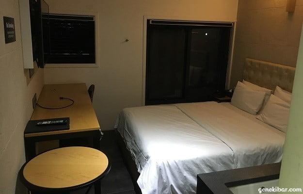 Hアベニューホテル江南ヨクサムの部屋