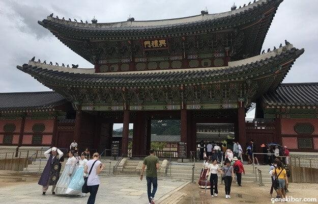 景福宮の興禮門