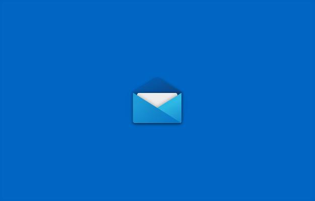 Windows10のメールアプリ