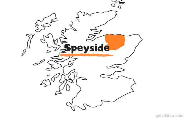 スコットランドのスペイサイド地方